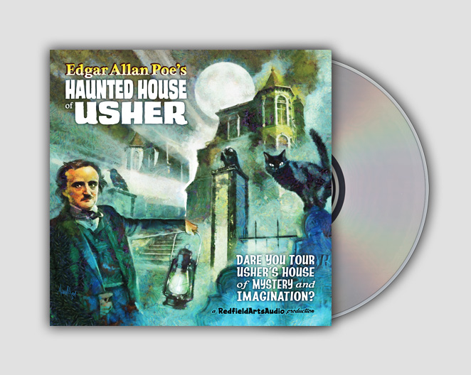 CD-Poe Haunted House Of Usher